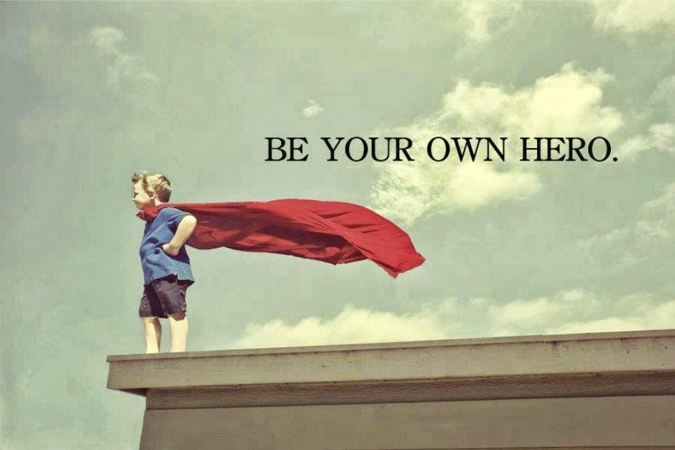 How to become your own hero – samira.isimbi